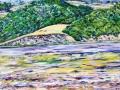 112 - Bolinas Lagoon and Hills