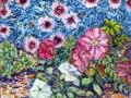 114 - Dusty Miller & Petunias