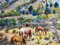 118 - Horses, Stinson Beach