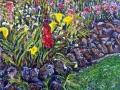 151 - Flowers & Rocks