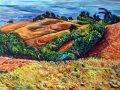 194 - Hills From Bolinas Ridge