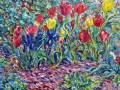 202 - Tulips With Irises
