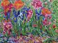 204 - Tulips and Irises