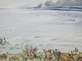 81 - Lagoon In Fog From Seadrift
