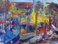 0706 - Canal and Boats, San Rafael