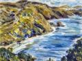 1210 - Muir Beach & Coast View